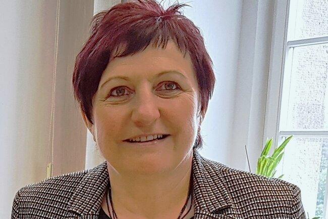 Kerstin Wolf - Baubürgermeisterin und Vize-OB