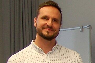 Jan Rodewald ist im Landratsamt seit Jahresbeginn für den Sport verantwortlich.