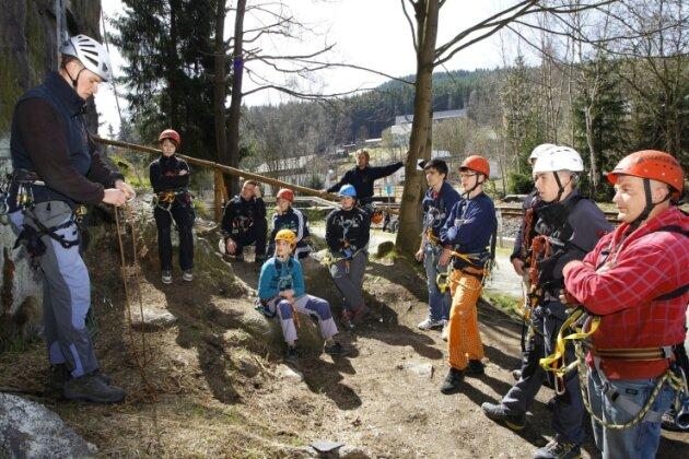 Klettersteig Johanngeorgenstadt : Klettersteig ᐅ alles zu diesem thema auf freiepresse