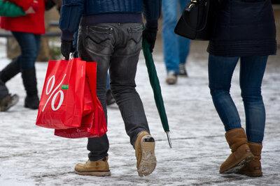 Einkaufsstadt: Besucher geben Freiberg gute Noten