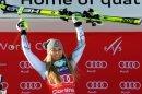 79. Weltcup-Sieg: Vonn gewinnt in Cortina d'Ampezzo