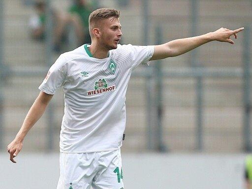 Werder Bremen: Ole Käuper muss pausieren