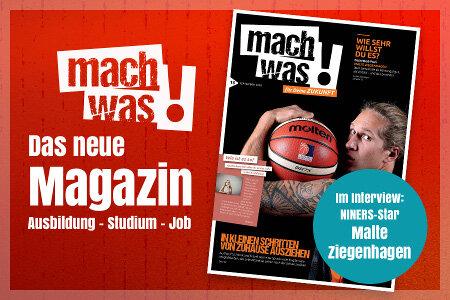 """Die Ausbildungs- und Studienmesse """"Mach was!"""""""