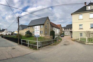 Der Tatortbereich.