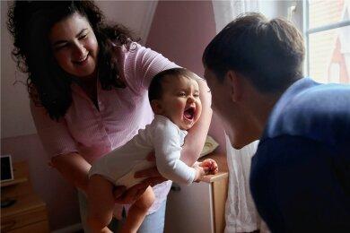 Lustig, oder? Doch Eltern zu sein, bedeutet nicht immer nur Spaß.