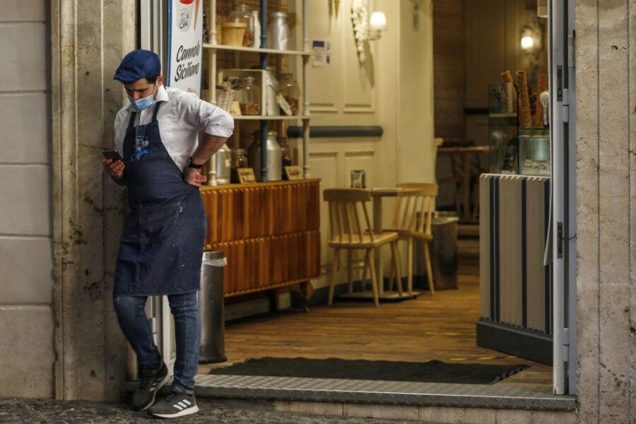 Lockdown-Folgen: Gastwirten läuft das Personal davon
