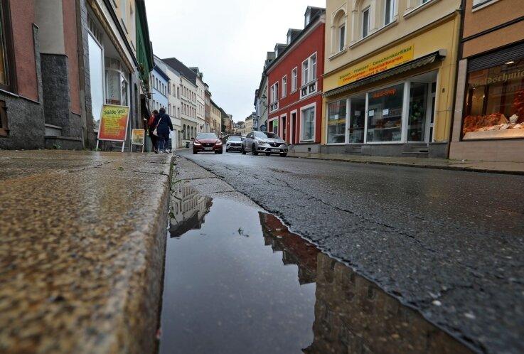 Die Dresdner Straße braucht eine Generalüberholung.