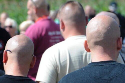 45 Rechtsextremisten in Sachsen haben einen Waffenschein