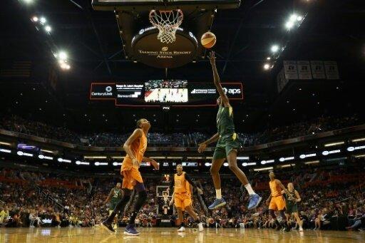 Phoenix Mercury scheiterte im WNBA-Halbfinale an Seattle