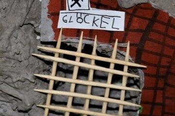 """Nachgebaut wurde auch das Schaubergwerk """"Glöckl""""."""