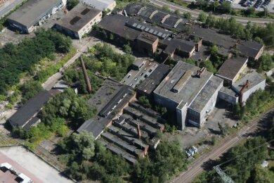 Das ehemalige Zwickauer Eisenwerk hat seit Montag einen neuen Eigentümer.