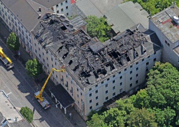 Das Brandhaus wechselt für Viertelmillion Euro den Eigentümer.