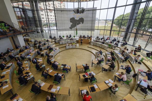 Sachsens Koalition will Diätenerhöhung verschieben