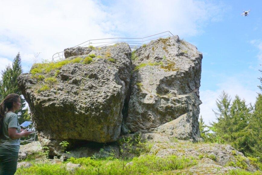 Uni Bonn zählt den Schneckenstein zu den Top 30-Geotopen Deutschlands
