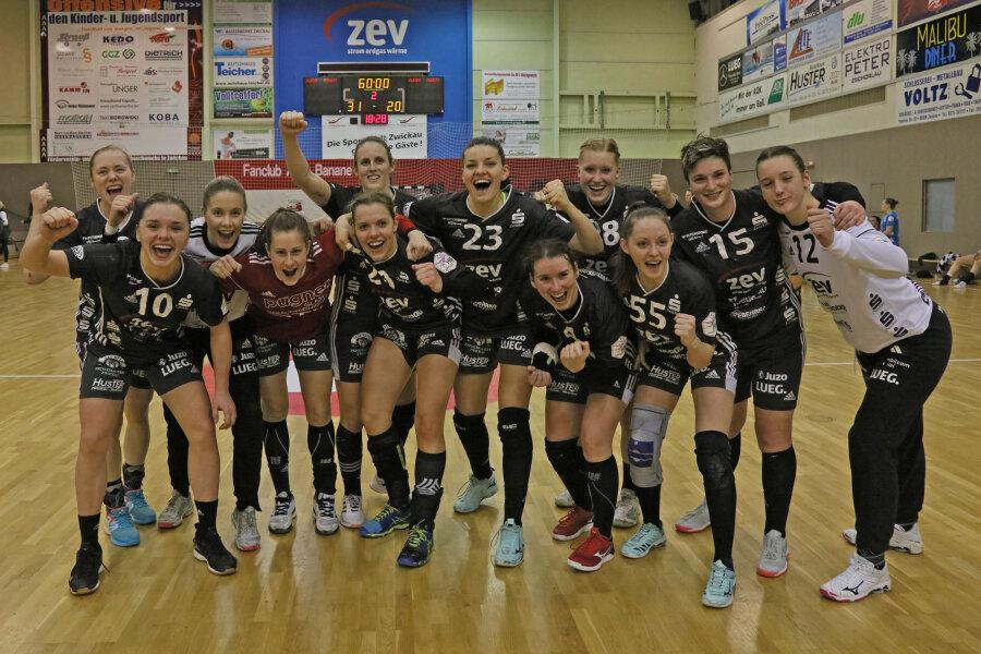 Erneuter Heimsieg für Zwickauer Handballerinnen