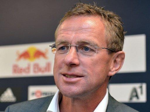 Ralf Ragnick hät RB Leipzigs Kader für stark genug