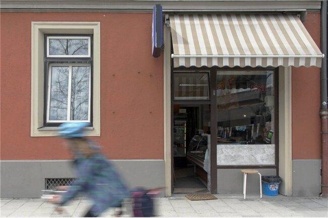 Trappentreustraße 4 in München: Hier hatte Theodoros Boulgarides gerade seinen Schlüsseldienstladen eröffnet, in dem er am 15. Juni 2005 erschossen wurde. Inzwischen beherbergt das Lokal einen Döner-Imbiss.