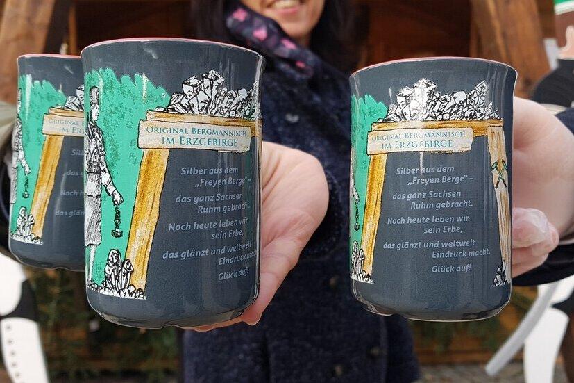 Die neue Christmarkt-Tasse.