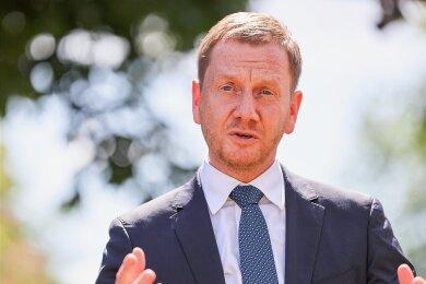 Michael Kretschmer - Sachsens Ministerpräsident
