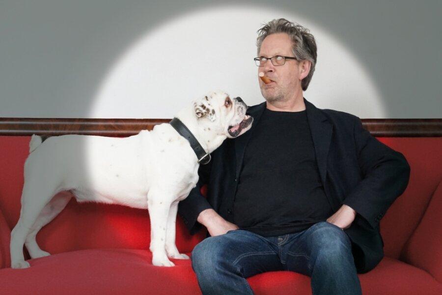 Kabarett mit Hunderstützung