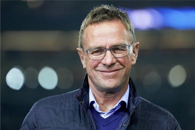 Ralf Rangnick - RB-Sportdirektor