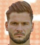 Marco Schikora - Fußball-Profi desFSV Zwickau