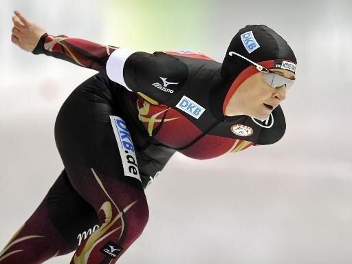 Claudia Pechstein verpasst Medaille in Teamverfolgung