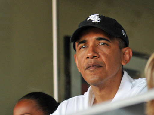 Baseball-Fan Barack Obama lädt die Giants in Weiße Haus ein