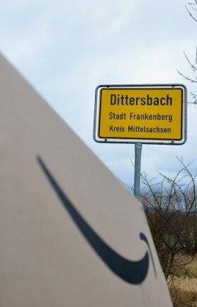 Amazon will in Dittersbach ein Verteilzentrum bauen.