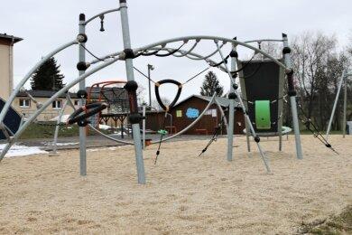 Ein Schmuckstück ist der neue Spielplatz in Schönerstadt.