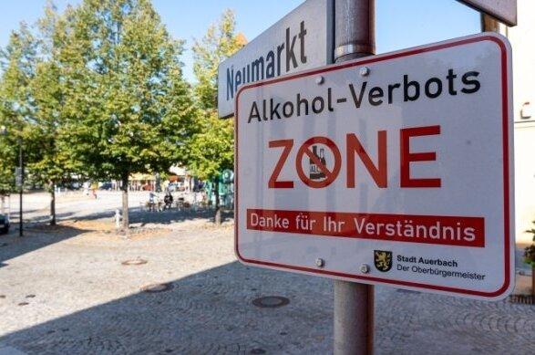 Auerbacher Stadtrat pocht symbolisch auf Alkoholverbot