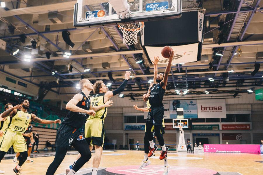 Basketball: Chemnitzer Niners verlieren starkes Spiel