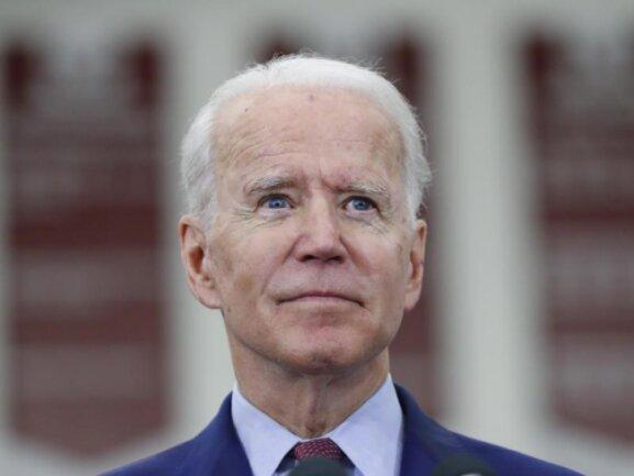Einen Tag vor der Beerdigung vonGeorge Flloyd will Joe Biden die Angehörigen zu einem Gespräch treffen.