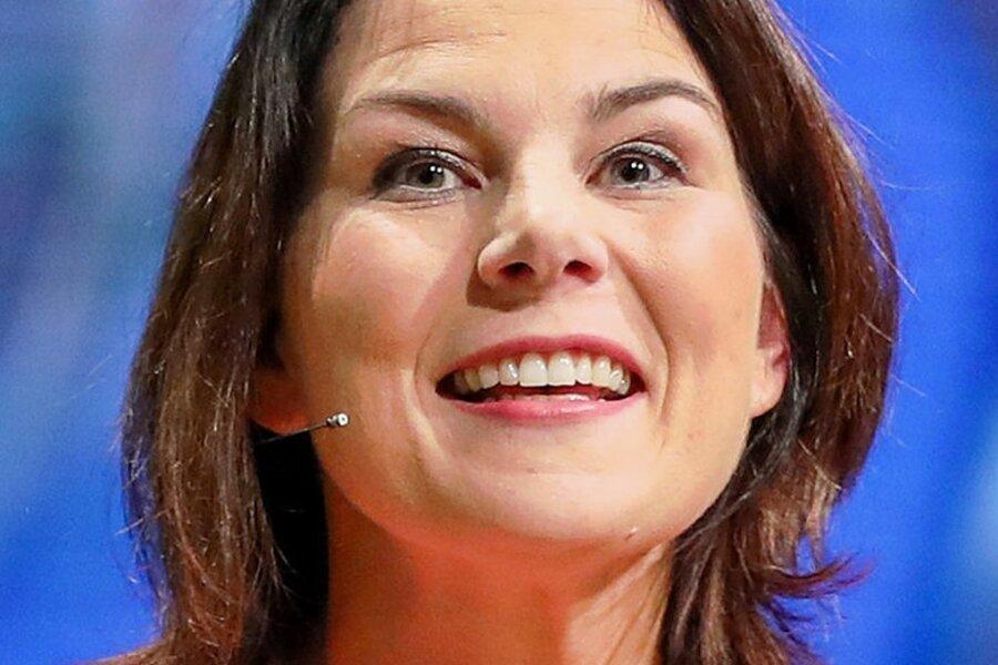 AnnalenaBaerbock - Grünen-Vorsitzende