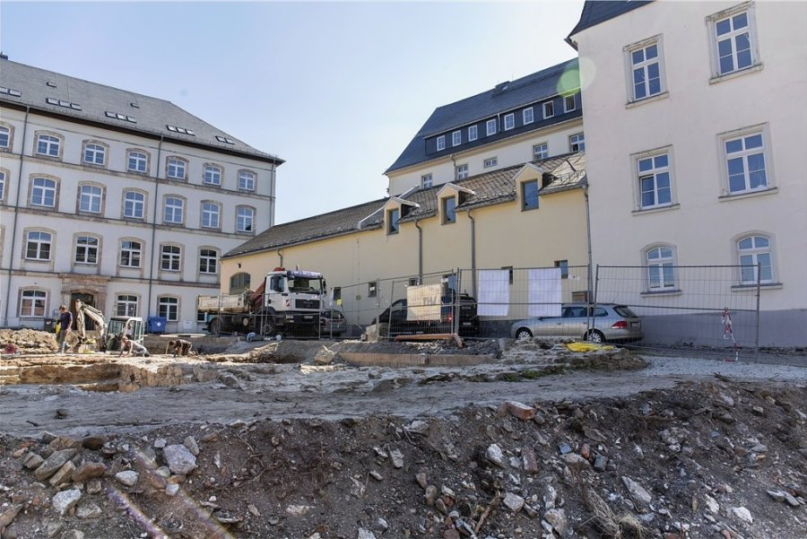 Großfinanzamt in Annaberg-Buchholz vom Tisch - wie weiter?
