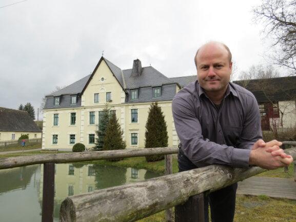 Andreas Kracke war seit 2015 ehrenamtlicher Bürgermeister von Mühlental im Vogtland.