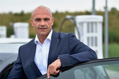Thomas Ulbrich - VW-Sachsen-Chef
