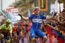 Giro: Zweiter Tagessieg in Folge für Elia Viviani