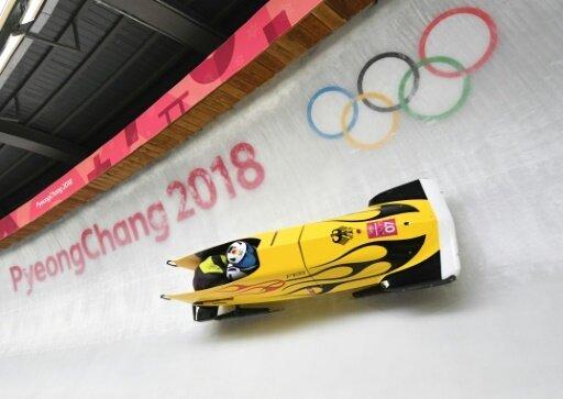 Friedrich geht als Zweiter ins Zweierbob-Finale