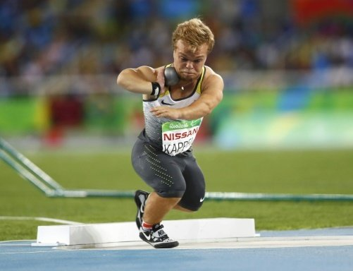 Paralympics-Sieger Niko Kappel holte EM-Silber
