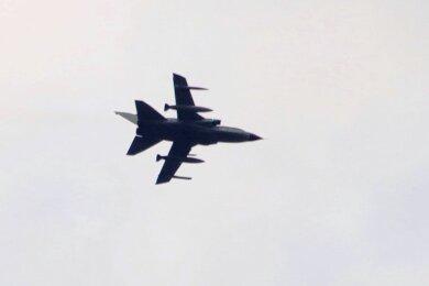 Im Dezember waren Tornado-Kampfjets über dem Vogtland gesichtet wurden. Am Mittwoch meldeten mehrere Erzgebirger ebenfalls Tornado-Tiefflieger in der Region.