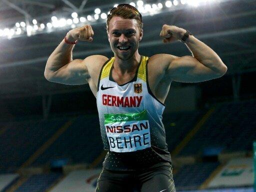 Behre holte in Europarekord-Zeit Bronze