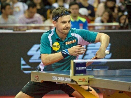 Für Timo Boll ist in Linz im Viertelfinale Schluss