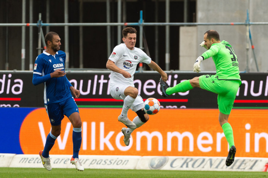 FC Erzgebirge Aue muss weiter auf ersten Saisonsieg warten