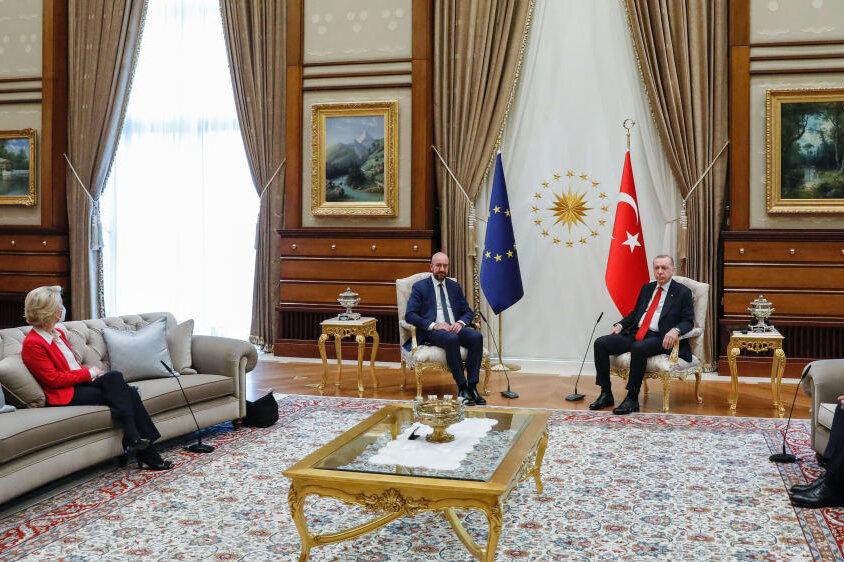 """Sofa-Gate"": Machtkampf der EU in Brüssel?"