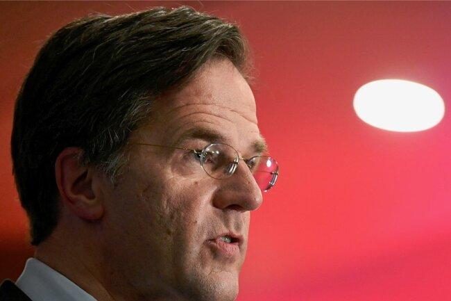 Der niederländische Premier Mark Rutte kann weiterregieren. Aber das wird durchaus eine Herausforderung.