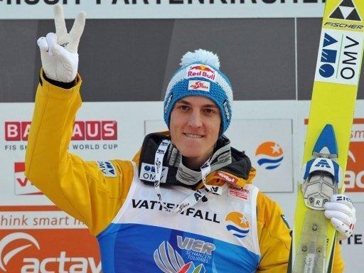 Gregor Schlierenzauer glaubt an den Grand Slam