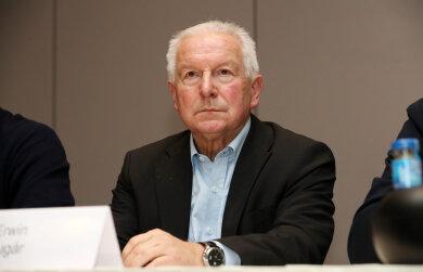 NOFV- Präsident Erwin Bugar.