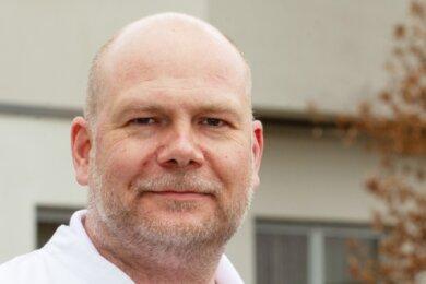 Einer für zwei Kliniken: Gefäßchirurg Georg von Gagern leitet seit April die Geschicke der Fachabteilungen in den Krankenhäusern Plauen und Aue.