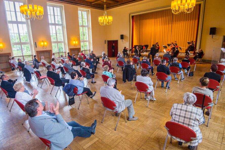 Kulturhaus Aue: Erste Konzerte nach Coronapause ausverkauft